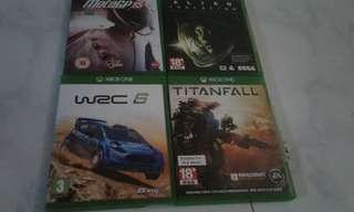 Xbox one games $15 each nett