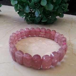 Strawberry Red Bracelet