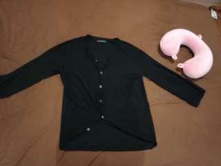 Black sleeve