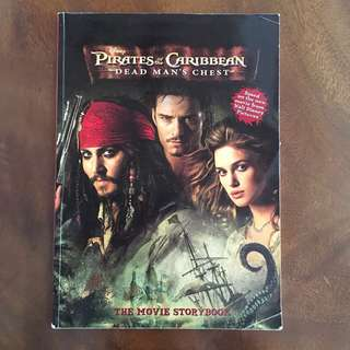 Pirates of the Caribbean: Dead Man's Chest (The Movie Storybook)