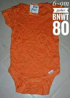 6-9m onesie