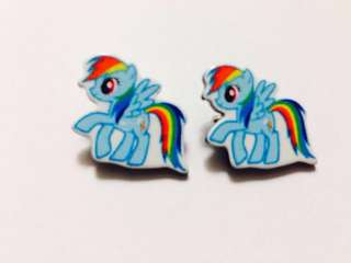 Kids brooch little Pony-in pair 01