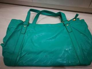 Hiroshima leather handbag
