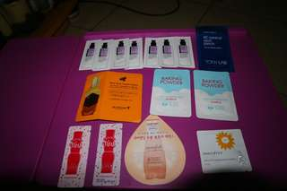 Sample Skin Care Korea