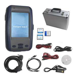 Intelligent tester diagnostic oscilloscope IT2