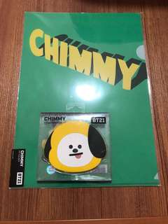 BT21 Chimmy Set (1)