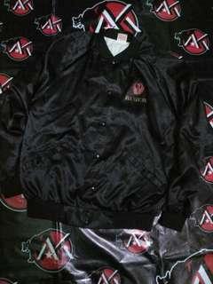 Ruger satin vintage jacket