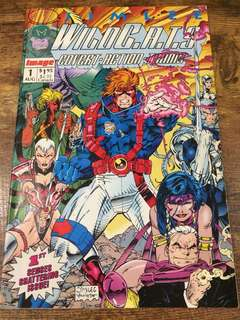 Jim lee's WILDCATS