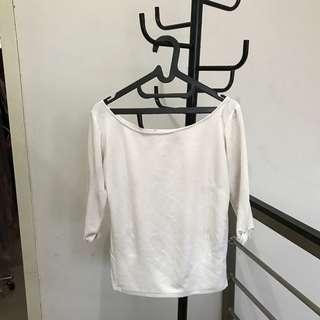 White blouse - sabrima