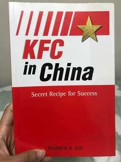 KFC in China by warren Liu