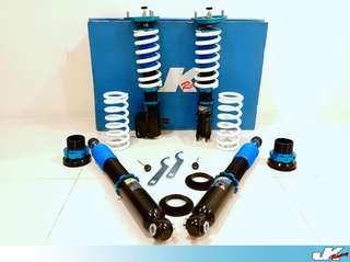 JK Racing Fully Adjustable Suspension