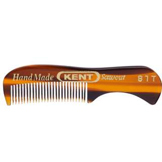 Kent - A81T Moustache & Beard Comb