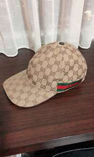 100% AUTHENTIC GUCCI CAP
