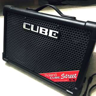 Portable Roland Street Cube EX For Rent