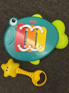 Fisher Price Musical Xylo Fish