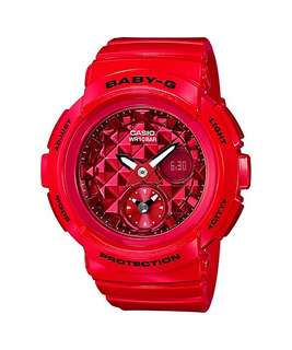 🚚 Casio Baby G Watch BGA-195M-4A