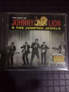 Cd 22 Johnny Lion & the jumping jewels