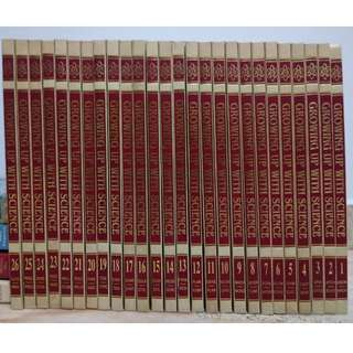 ENCYCLOPEDIA OF SCIENCE & INVENTION (Complete Set 26 Volumes)