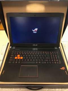 ASUS ROG Gaming Laptop 保養至2020