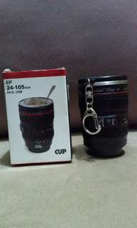 ✔NEW✔ Lens Container Keychain