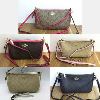 (■ RAYA PROMO ■)COACH CROSSBODY & SHOULDER BAG