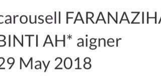 ❗️Mencari Buyer Faranaziha