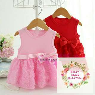 Baby Girl Dress (3-12months)