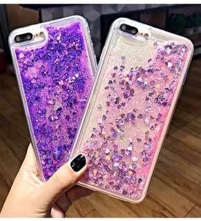 流沙手機売 iPhone Case 7/7 Plus/6/6 Plus 7/8 7 plus/8plus IPhoneX