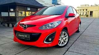 Mazda2 RZ 1.5 AT /HB /2012