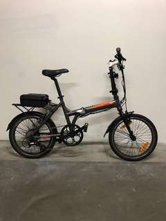 DIY e bike