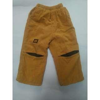 Celana Panjang Corduroy
