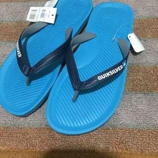 Original quiksilver slippers