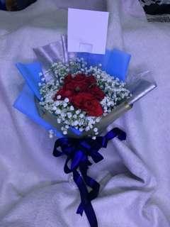 Bucket bunga