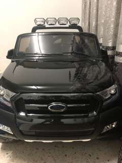 Ford ranger car on rides