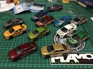 Hot Wheels Mitsubishi Lancer Evolution fc