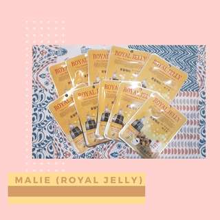 Sheet Mask Korea Malie Royal Jelly