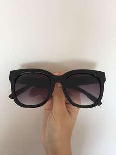 Black sunglasses women's