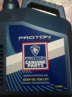 Auto Cvt Fluid Oil