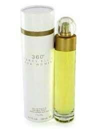 Perry Ellis Tester Perfume