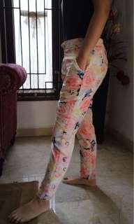 MAJOR MINOR Floral Trouser