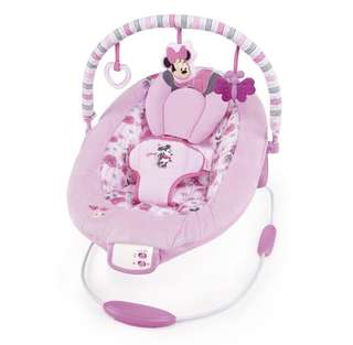 Mini mouse pink rocker 🌸