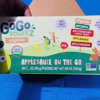 Go Go Squeez (TAKE ALL 15 pcs. for only 500)