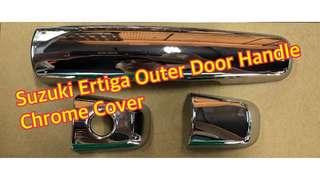 SUZUKI ERTIGA OUTER DOOR HANDLE CHROME COVER
