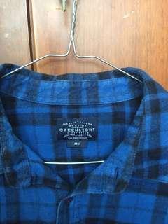 Greenlight flannel shirt