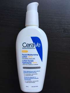 Crave Facial Moisturizing Lotion SPF 30 AM