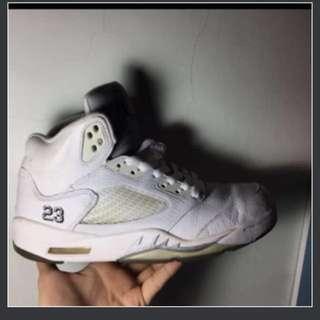 Jordan 5 us9.5