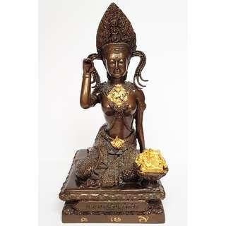 Phra Mae Nang Kwak Bucha (Khmer Style) - LP Hong