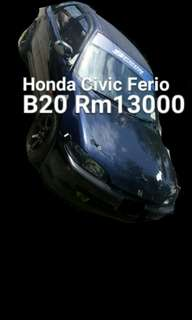 Honda civic ferio B20