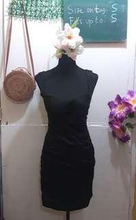 Black Bodycon/Party Dress
