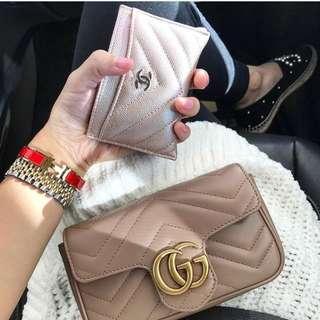 Chanel/Gucci❤